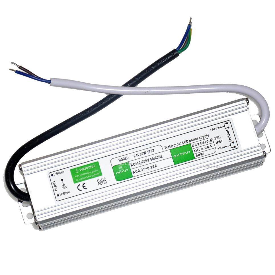 Ac110 220v To Dc 12v 24v Power Supply Adapter Driver