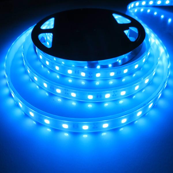 Smd 3528 High Quality Led Strip Lights 12 Volt Outdoor: 12V 5M 300Leds Blue 3528 SMD Led Strip Lights DIY Lamps